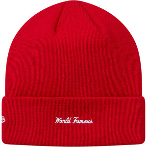 Supreme New Era Box Logo Beanie (FW18)