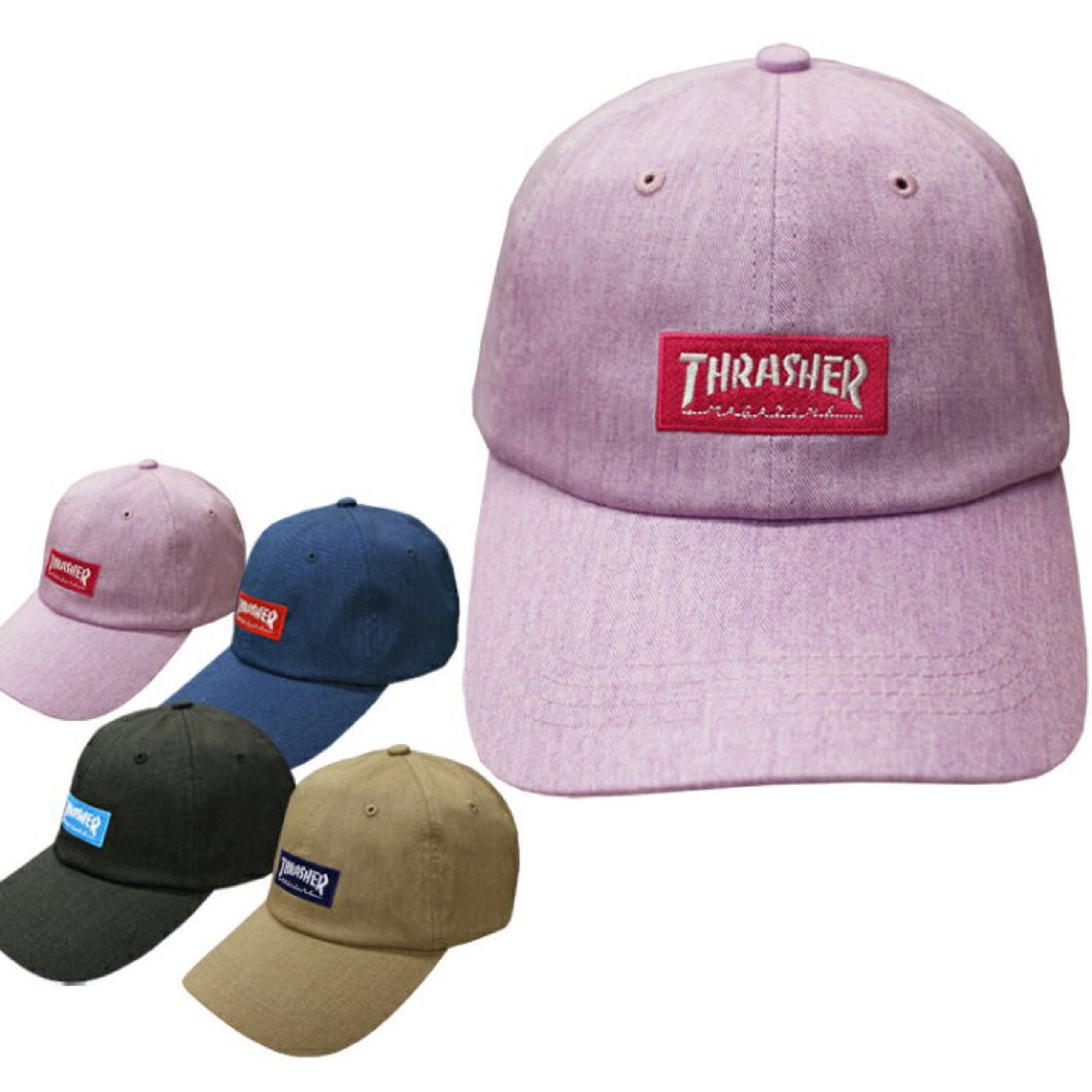Thrasher Japan JP Label Dad Cap