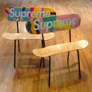 HIGH ST NY Woody Sk8 Bench Legs
