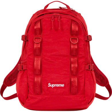 Supreme 49th Backpack Red