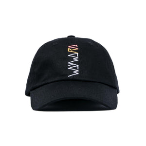 Wayward	Big Tyme Adjustable Cap Black