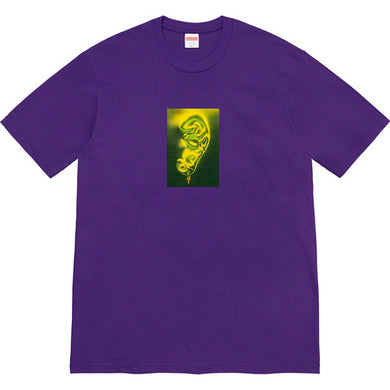 Supreme Ear Tee Purple