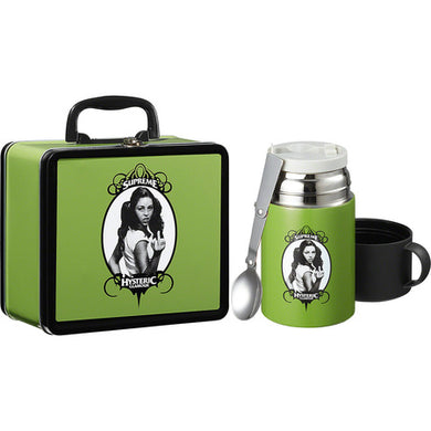 Supreme Hysteric Glamour Lunchbox Set Lime