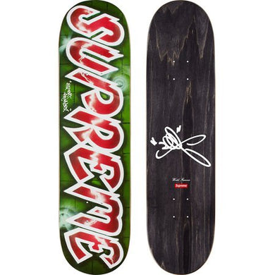 Supreme Lee Logo Deck 8.125