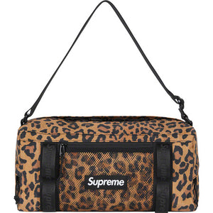 Supreme Mini Duffle Bag Leopard