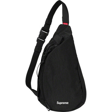 Supreme Sling Bag Black