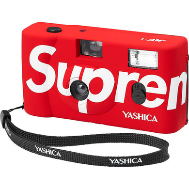 Supreme Yashica MF-1 Camera Red