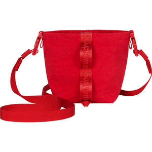Supreme Neck Pouch Red