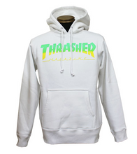 Thrasher Gradation Hometown Hoody White/Green