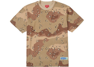 Athletic Label Tee (Choco Chip Camo)