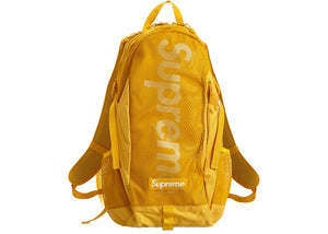 Supreme Backpack (SS20) gold