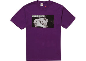 Supreme Bela Lugosi Tee Purple