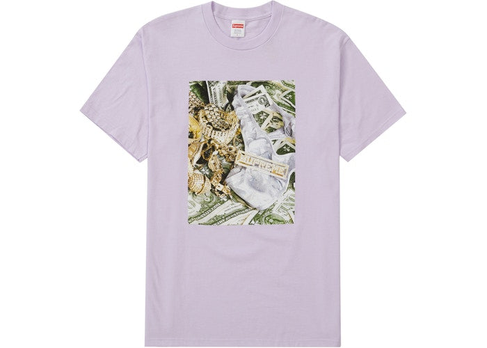 Supreme Bling Tee Purple