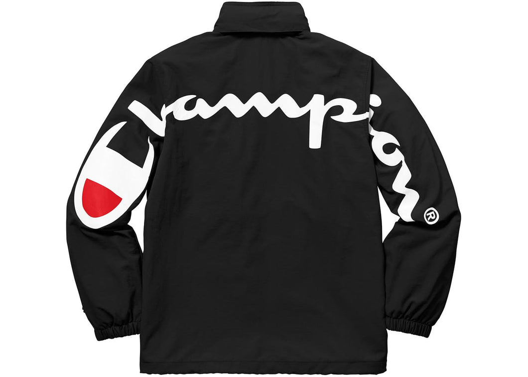 Supreme Champion Track Jacket Dark Black