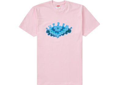 Supreme Cloud Tee Pink