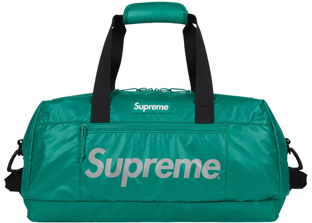 Supreme Duffle Bag Teal