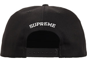 Supreme Futura Logo 5-Panel Navy