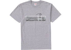 Keyboard Tee (Grey)