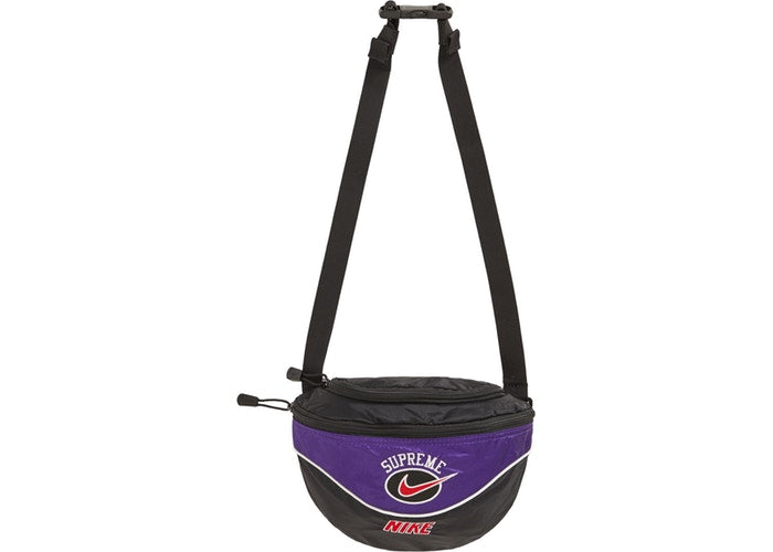 Nike Shoulder Bag (Purple)