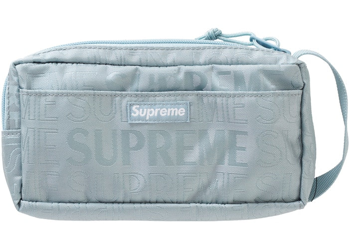46th Organizer Pouch (Light Blue)
