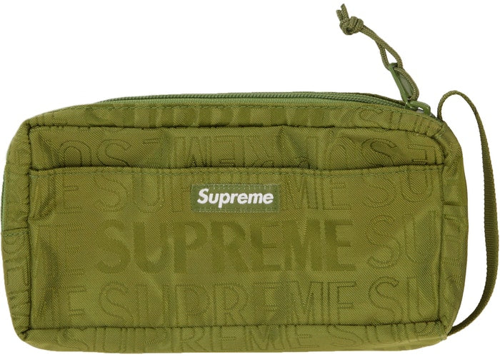 46th Organizer Pouch (Olive)