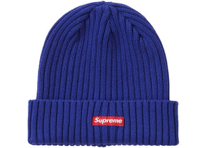 Supreme Overdyed Beanie (SS20) Purple