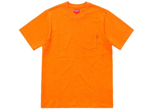 Supreme Pocket Tee Orange