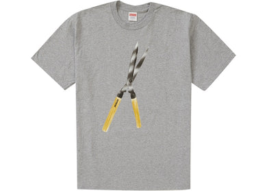 Supreme Shears Tee Grey