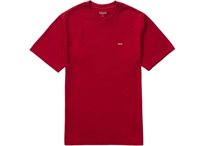 Small Box Tee SS19 (Red)