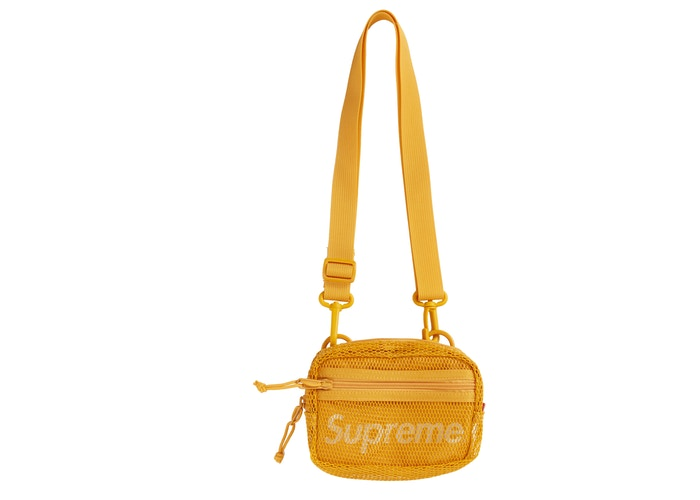 Supreme Small Shoulder Bag (SS20) Gold