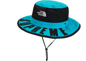 Supreme The North Face Arc Logo Horizon Breeze Hat (Teal)