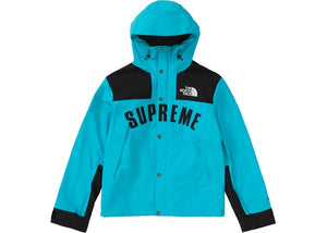 Supreme The North Face Arc Logo Mountain Parka (Teal)