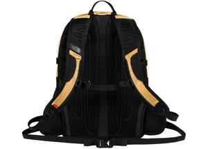 Supreme The North Face Metallic Borealis Backpack Gold
