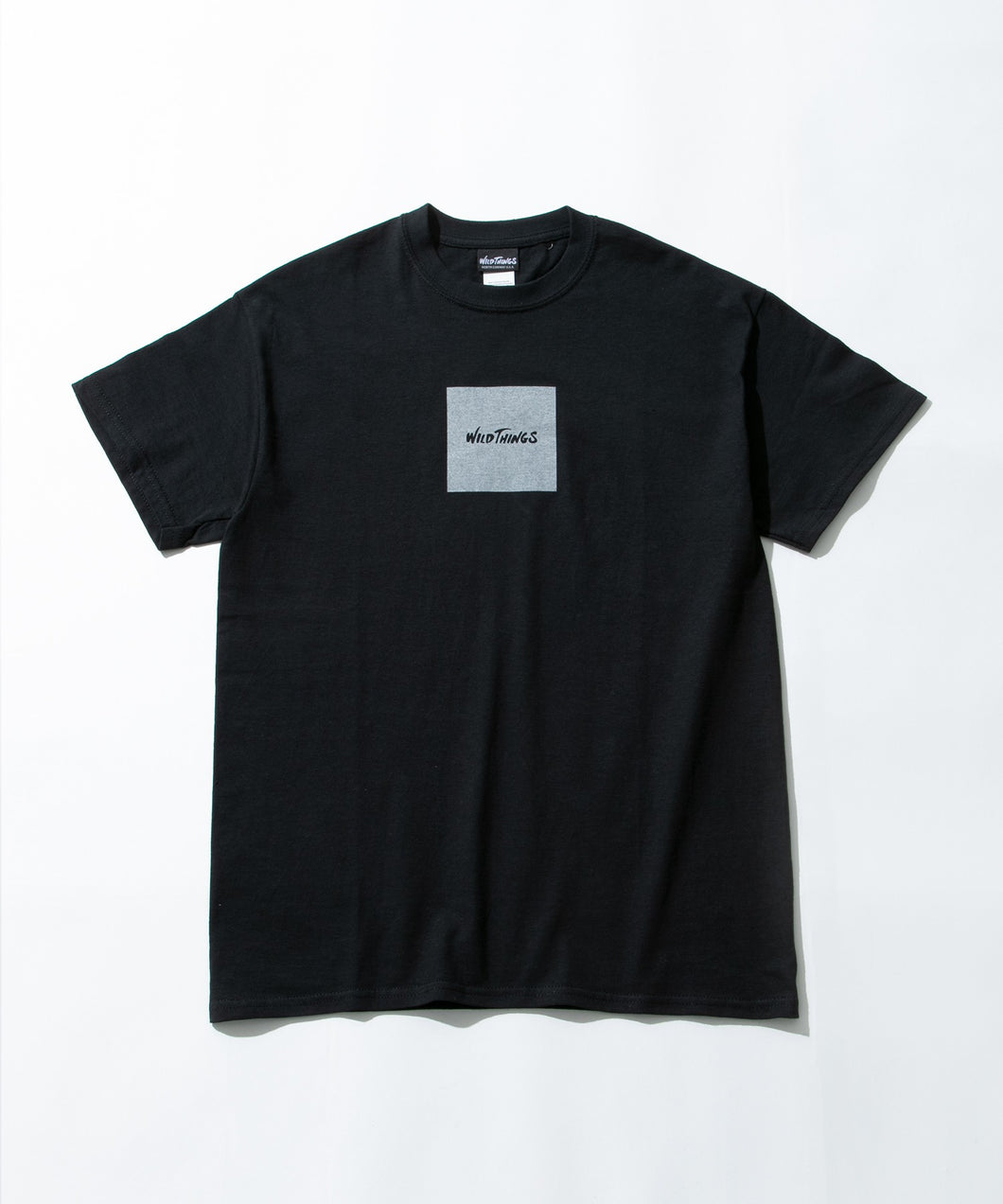 Square Logo Tee (Black)