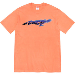 Supreme Wind Tee Peach