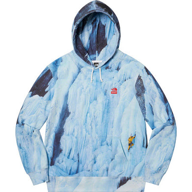 Supreme The North Face Ice Climb Hooded Sweatshirt