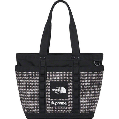 Supreme The North Face Studded Explore Utility Tote Black