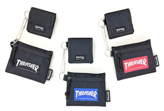 Thrasher Japan Wallet Set