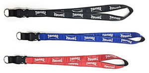 Thrasher Japan Tape Lanyard