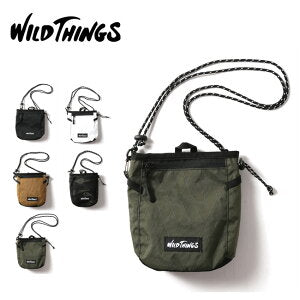 Wild Things Japan Pouch