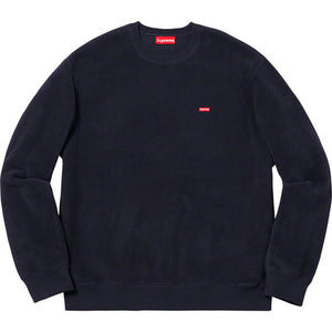 Supreme Polartec Small Box Crewneck