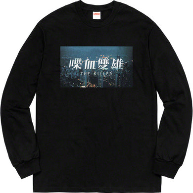 Supreme The Killer L/S Tee