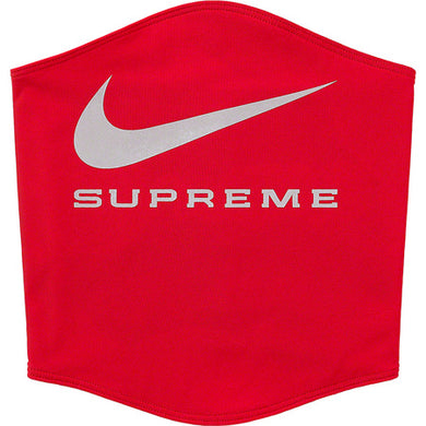 Supreme Nike Neck Warmer Red