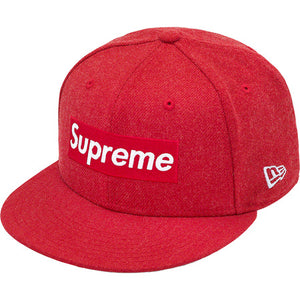 Supreme World Famous New Era Red