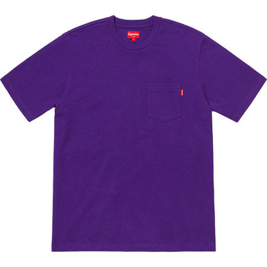 Pocket Tee (Purple)