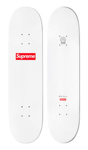 Supreme 20th anniversary Box logo Deck