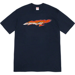 Supreme Wind Tee Navy