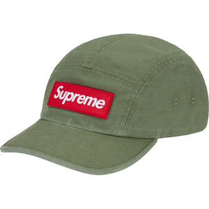 Supreme Military Camp Cap (FW20) Olive