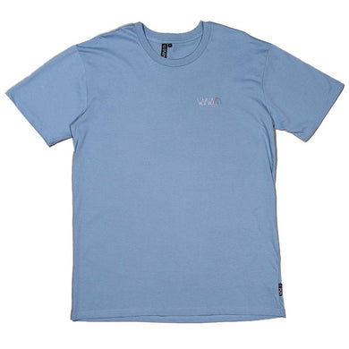 Wayward Strider plus Tee Carolina Blue