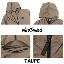 Wild Things Motion Anorak Taupe